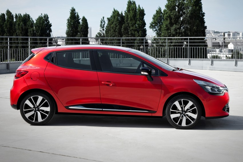 Renault Clio – fourth-generation hatch breaks cover Image #115999