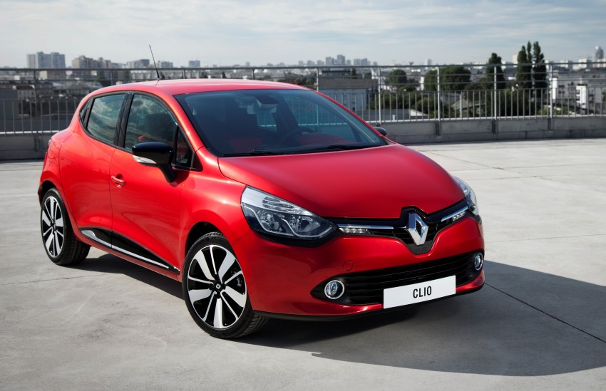 Renault Clio – fourth-generation hatch breaks cover Image #116000
