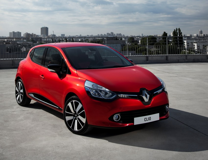 Renault Clio – fourth-generation hatch breaks cover Image #116001