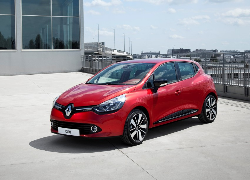 Renault Clio – fourth-generation hatch breaks cover Image #116002