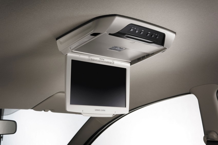 Nissan Grand Livina AUTECH, from RM105k Image #116650