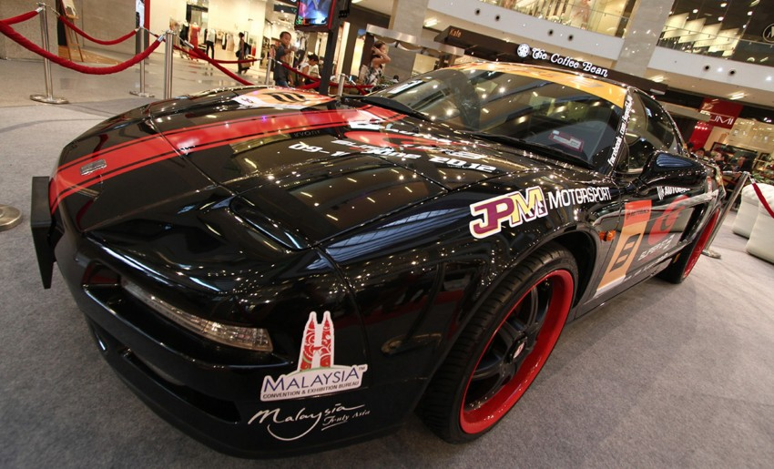 Super GT 2012 Round 3 announced – bigger event this year Image #100586