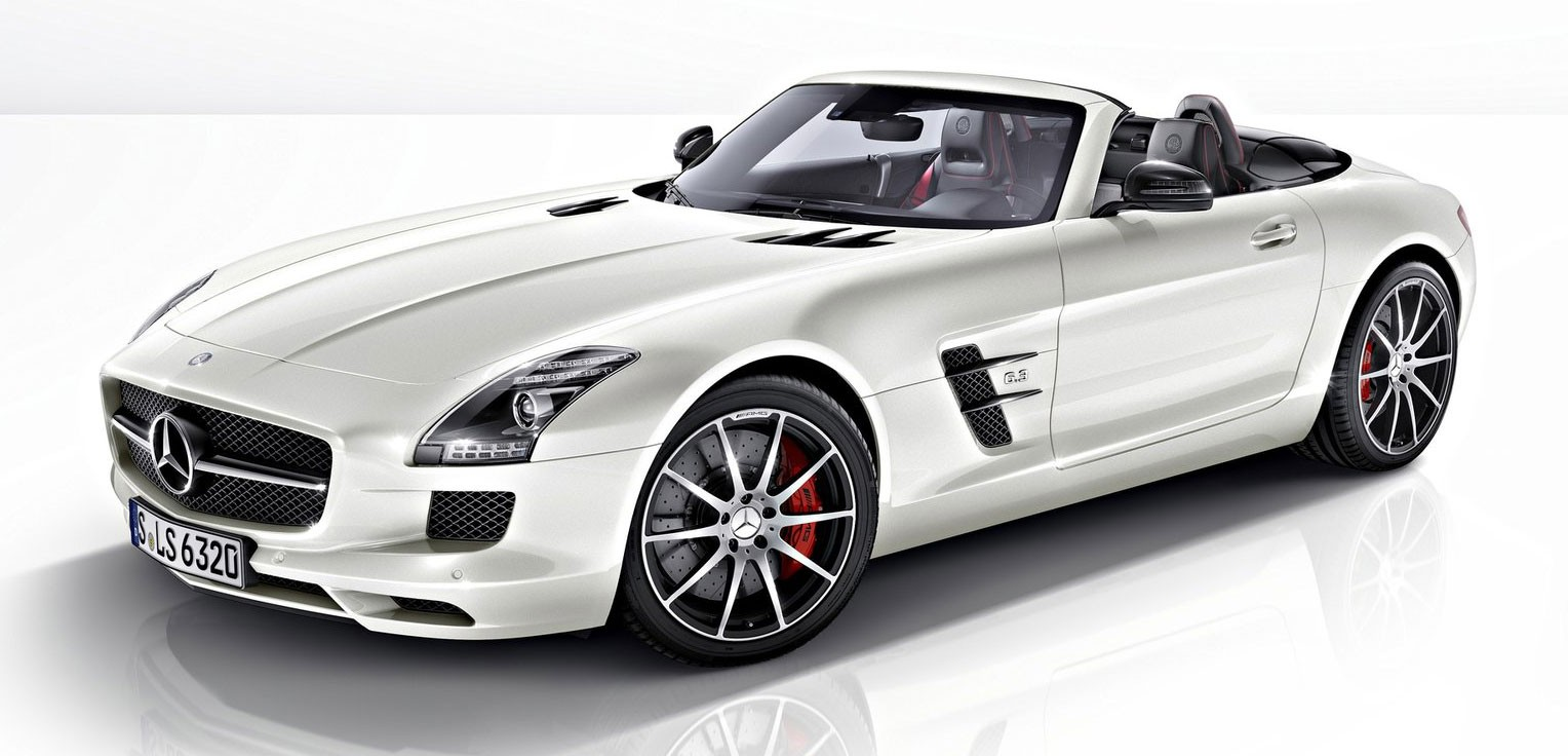 Mercedes Benz Sls Amg Gt More Power Faster Gearbox New