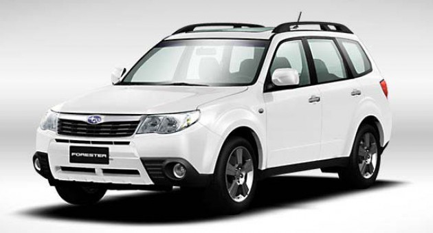 2012 subaru forester pricing revised in malaysia. Black Bedroom Furniture Sets. Home Design Ideas