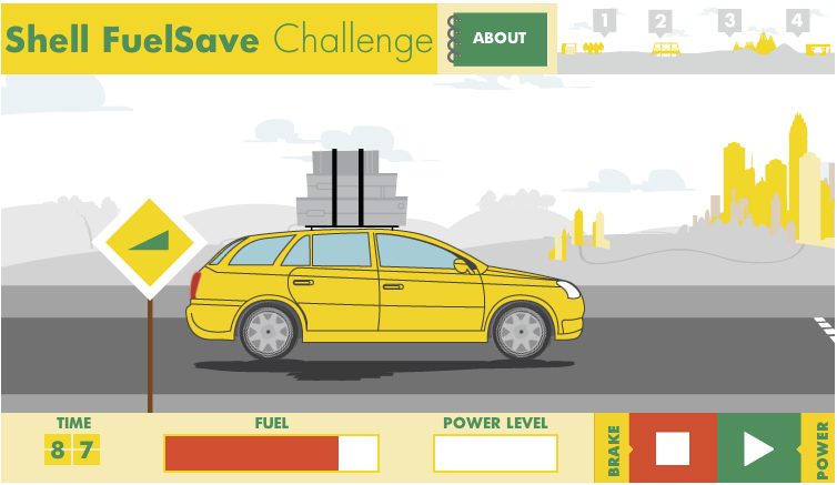 Shell Target One Million aims to educate a million people on how to drive fuel efficiently Image #118074