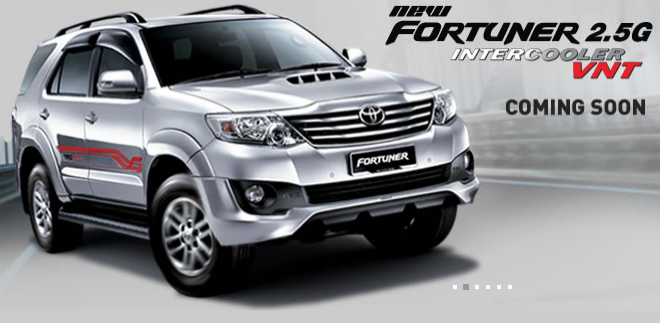 Toyota Hilux and Fortuner – 2.5L VNT D-4D intercooled engine 2012 MY versions coming, order books open Image #125085