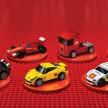 Shell-Lego-Ferrari-models