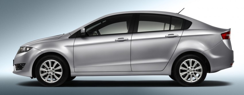 Proton Prevé with 1.6 turbo launched: RM60k – RM73k! Image #101122