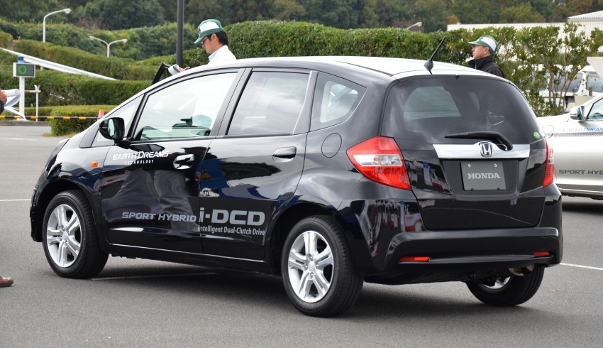 Honda Earth Dreams 2012 – new seven-speed Sport Hybrid Intelligent Dual Clutch Drive system unveiled Image #141413