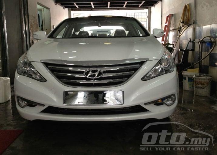Hyundai Sonata YF Facelift now on sale in Malaysia Image #148440