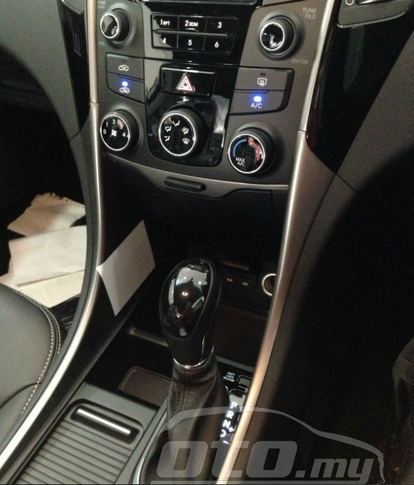 Hyundai Sonata Facelift officially announced by HSDM Image #150341