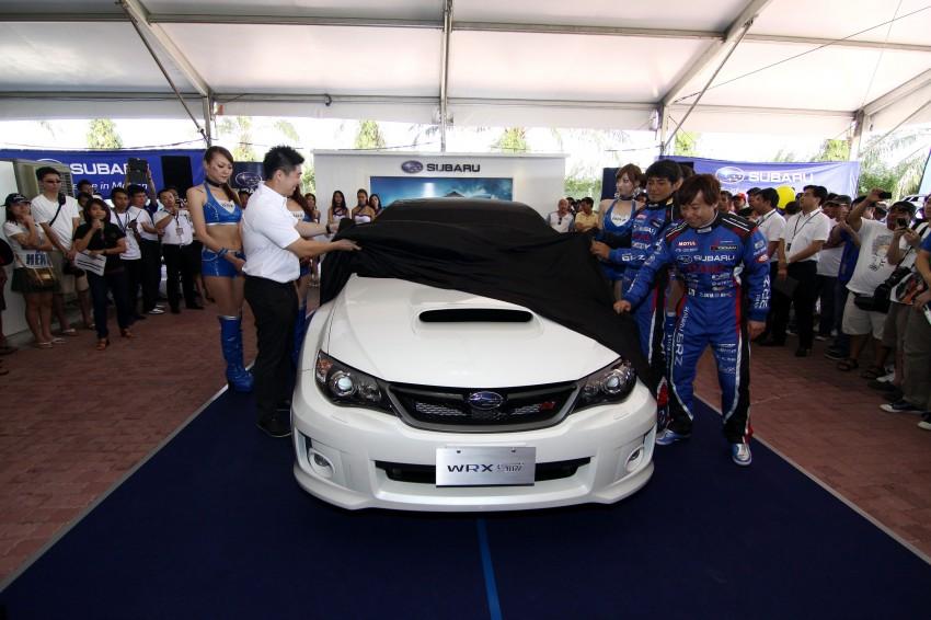 Subaru WRX STI launched – from RM249k OTR Image #112107