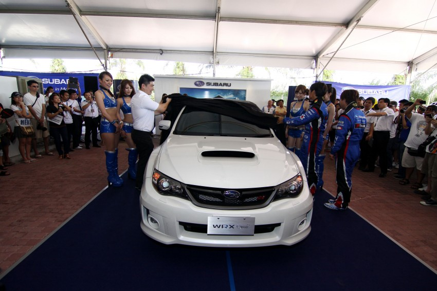 Subaru WRX STI launched – from RM249k OTR Image #112108