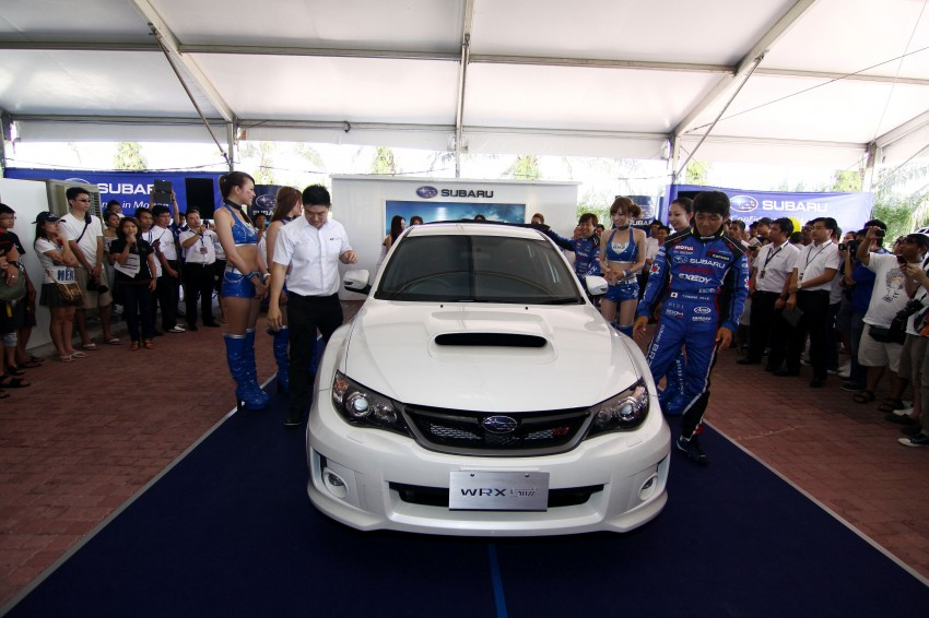 Subaru WRX STI launched – from RM249k OTR Image #112109