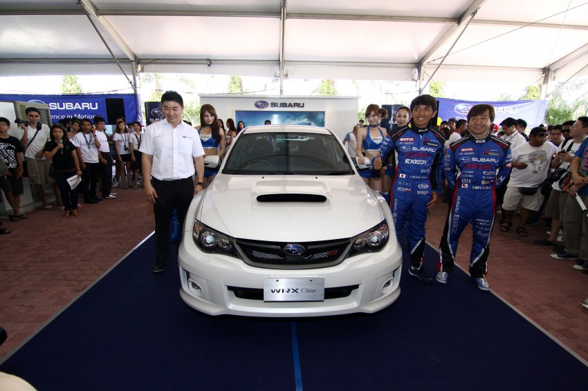 Subaru WRX STI launched – from RM249k OTR Image #112110