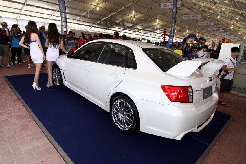 Subaru WRX STI launched – from RM249k OTR Image #112117