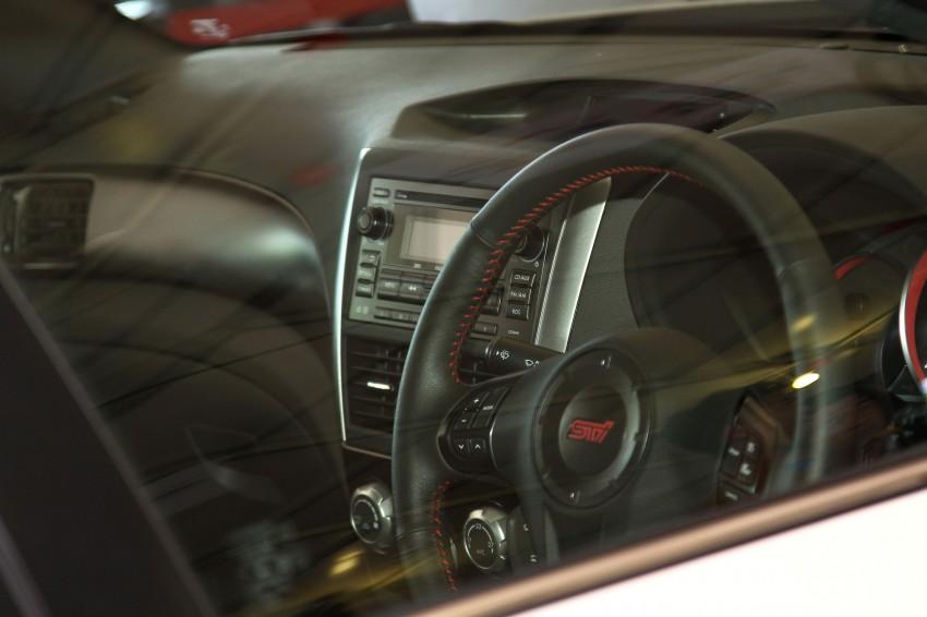 Subaru WRX STI launched – from RM249k OTR Image #112120