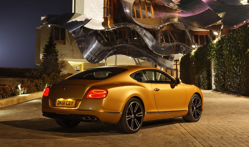 Bentley Continental GT V8 and GTC arrives in Malaysia Image #110055