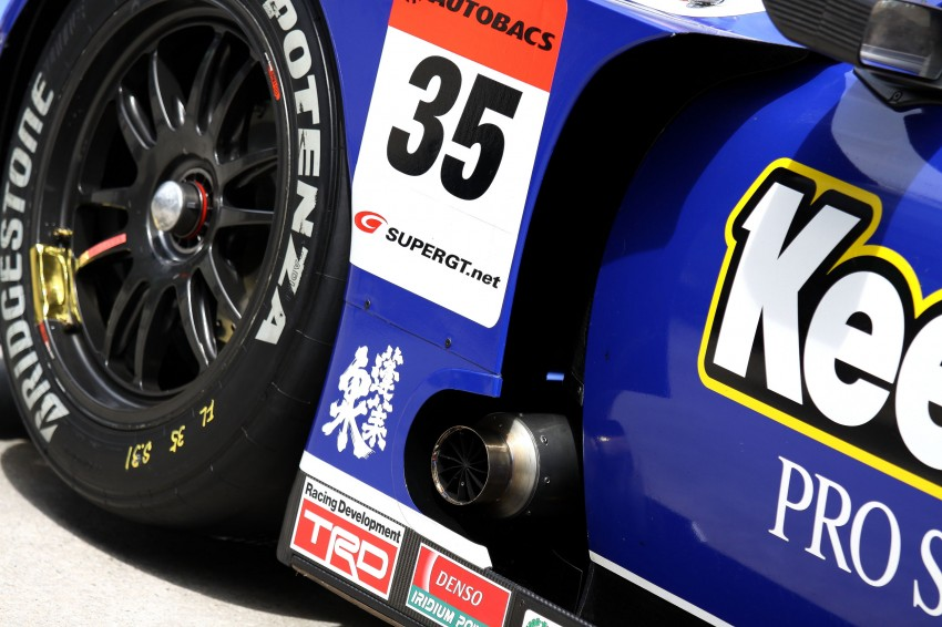 Autobacs Super GT 2012 Round 3: Friday Gallery Image #111012