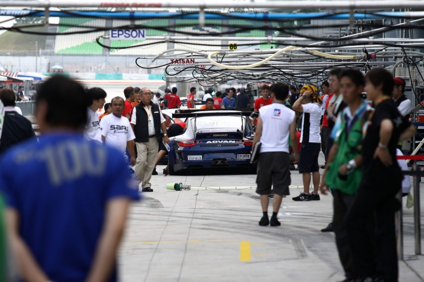 Autobacs Super GT 2012 Round 3: Friday Gallery Image #111014