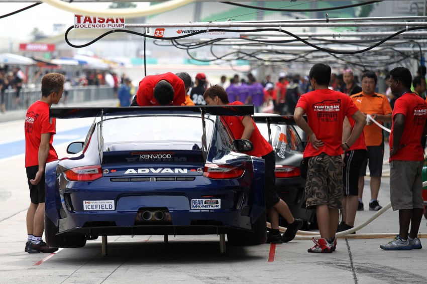 Autobacs Super GT 2012 Round 3: Friday Gallery Image #111016