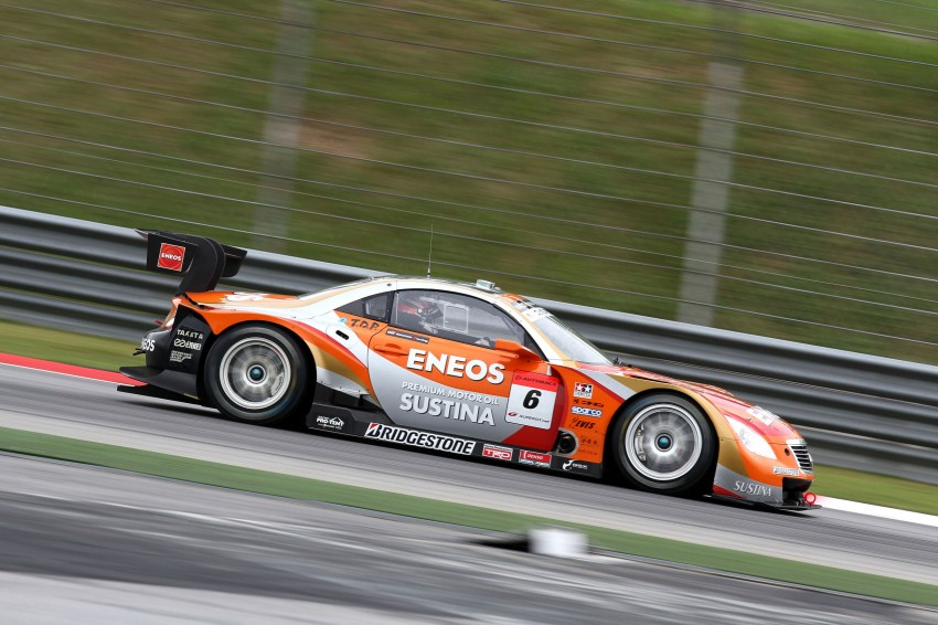 Autobacs Super GT 2012 Round 3: Weider HSV-010 starts from pole once again Image #111178
