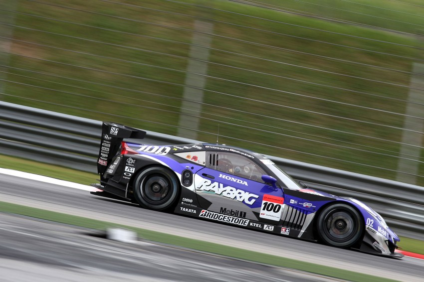 Autobacs Super GT 2012 Round 3: Weider HSV-010 starts from pole once again Image #111180