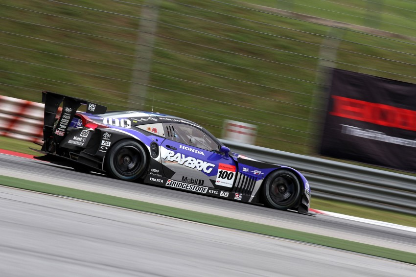 Autobacs Super GT 2012 Round 3: Weider HSV-010 starts from pole once again Image #111181