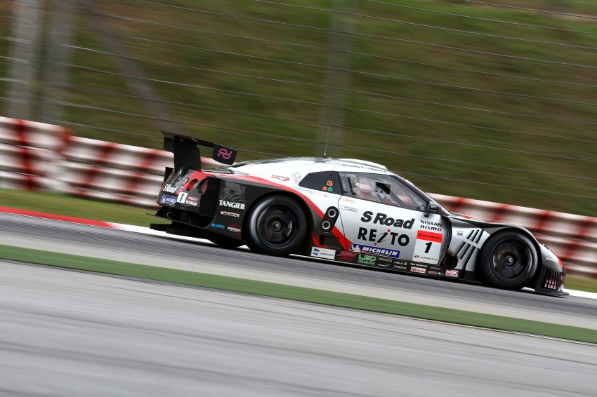 Autobacs Super GT 2012 Round 3: Weider HSV-010 starts from pole once again Image #111183