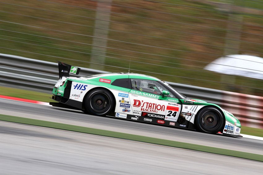 Autobacs Super GT 2012 Round 3: Weider HSV-010 starts from pole once again Image #111184