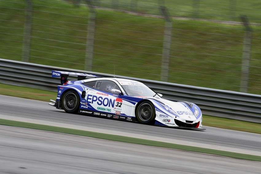 Autobacs Super GT 2012 Round 3: Weider HSV-010 starts from pole once again Image #111186