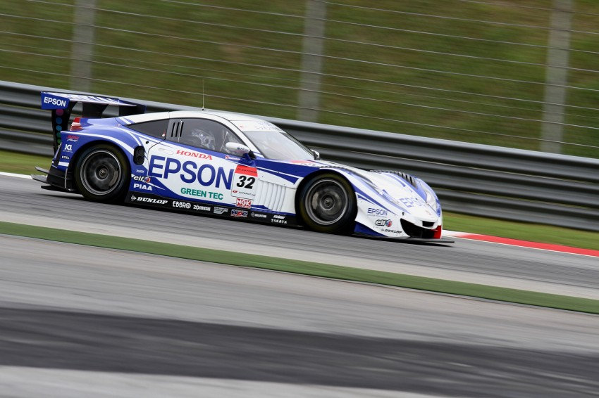 Autobacs Super GT 2012 Round 3: Weider HSV-010 starts from pole once again Image #111187