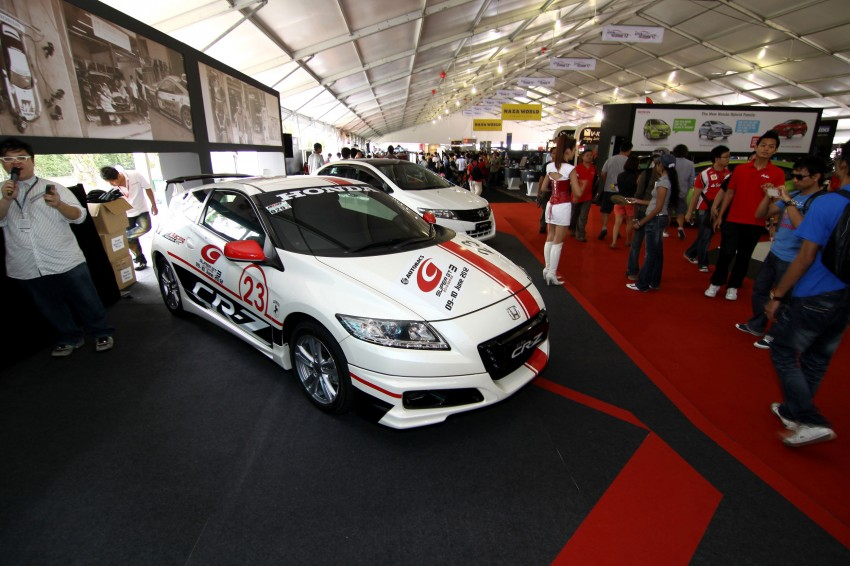 Autobacs Super GT 2012 Rd 3: Scenes before the race Image #111569