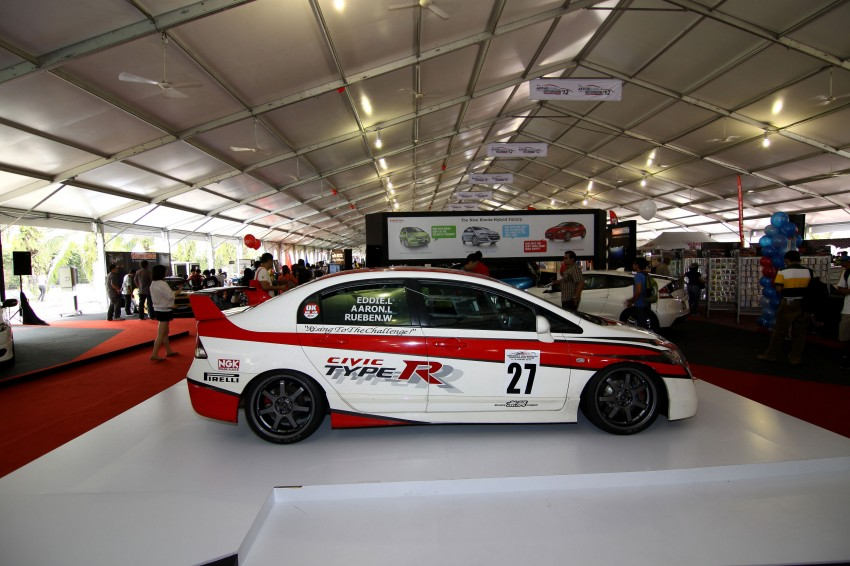 Autobacs Super GT 2012 Rd 3: Scenes before the race Image #111570
