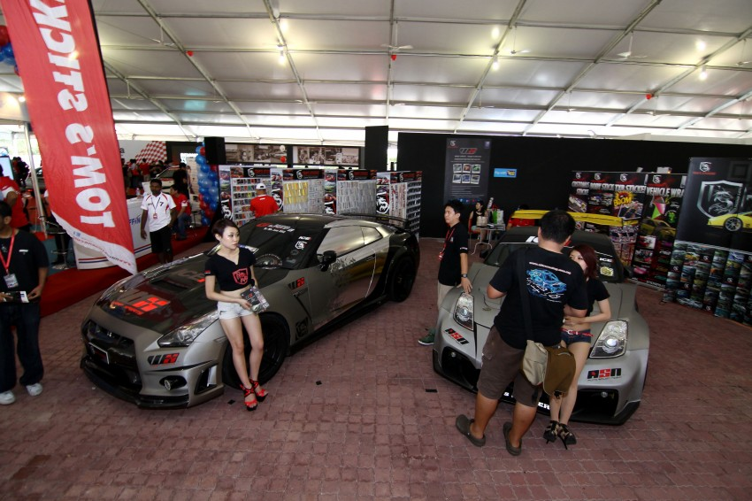 Autobacs Super GT 2012 Rd 3: Scenes before the race Image #111575