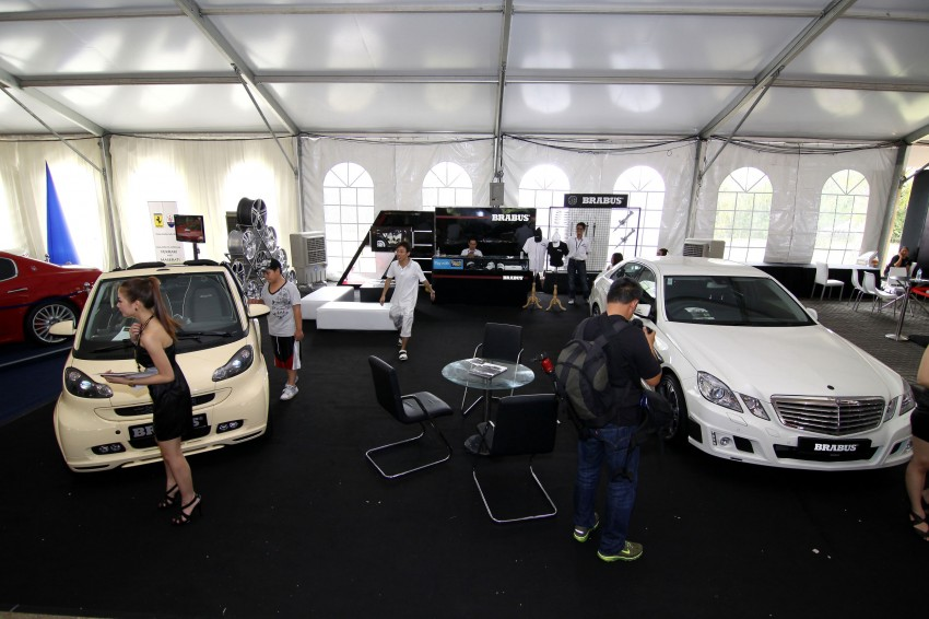Autobacs Super GT 2012 Rd 3: Scenes before the race Image #111585