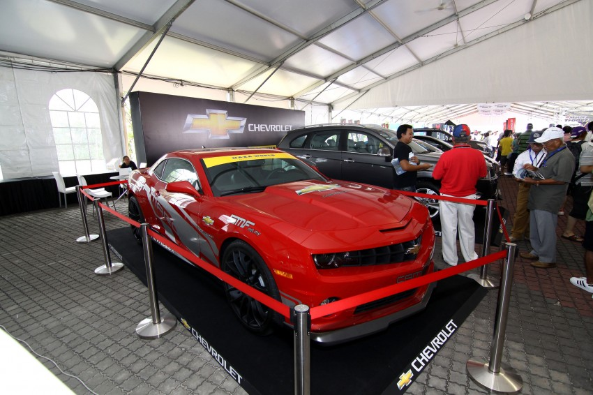 Autobacs Super GT 2012 Rd 3: Scenes before the race Image #111586