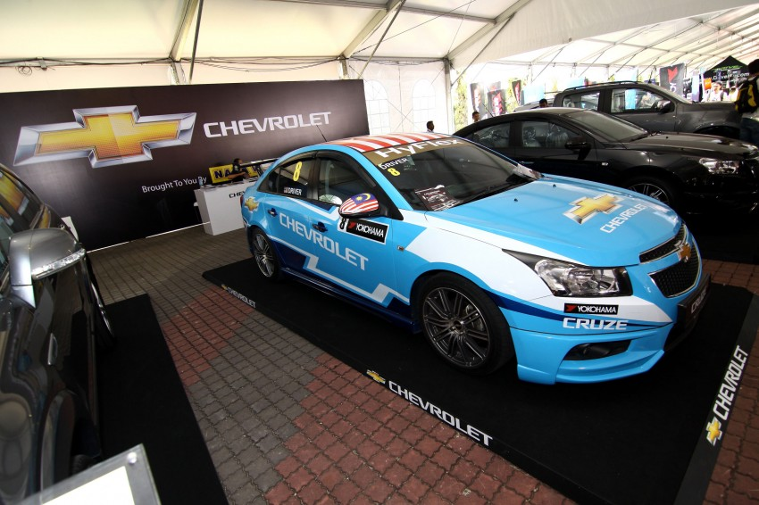 Autobacs Super GT 2012 Rd 3: Scenes before the race Image #111587