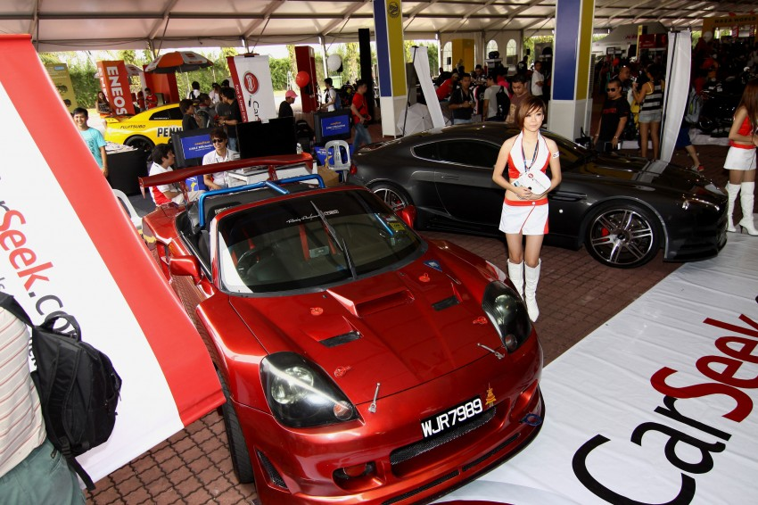 Autobacs Super GT 2012 Rd 3: Scenes before the race Image #111590