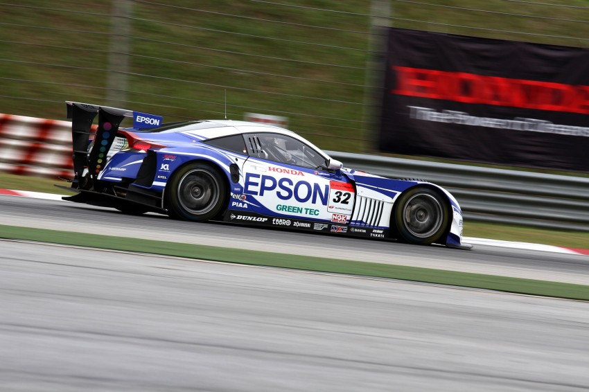 Autobacs Super GT 2012 Round 3: Weider HSV-010 starts from pole once again Image #111190