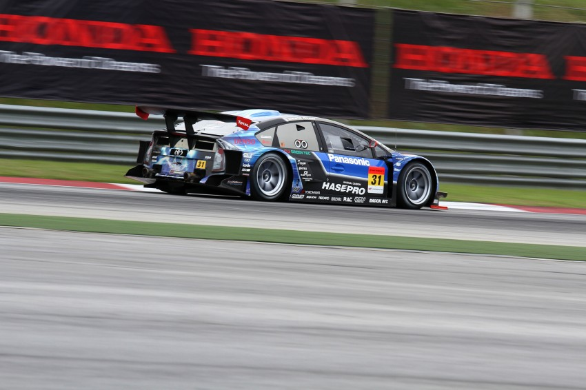 Autobacs Super GT 2012 Round 3: Weider HSV-010 starts from pole once again Image #111213