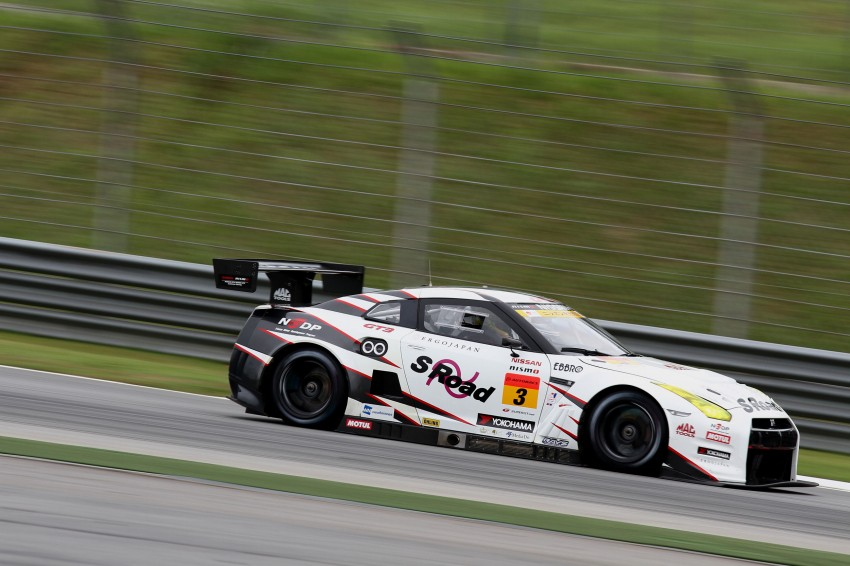 Autobacs Super GT 2012 Round 3: Weider HSV-010 starts from pole once again Image #111215