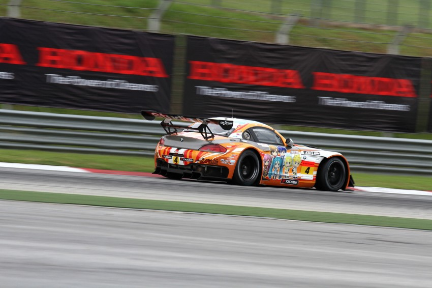 Autobacs Super GT 2012 Round 3: Weider HSV-010 starts from pole once again Image #111218