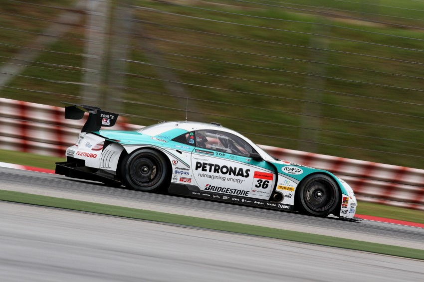 Autobacs Super GT 2012 Round 3: Weider HSV-010 starts from pole once again Image #111191