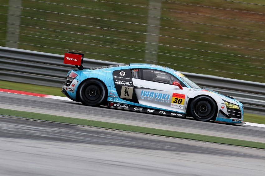Autobacs Super GT 2012 Round 3: Weider HSV-010 starts from pole once again Image #111220