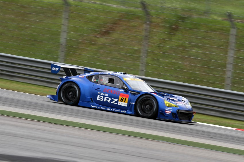 Autobacs Super GT 2012 Round 3: Weider HSV-010 starts from pole once again Image #111222