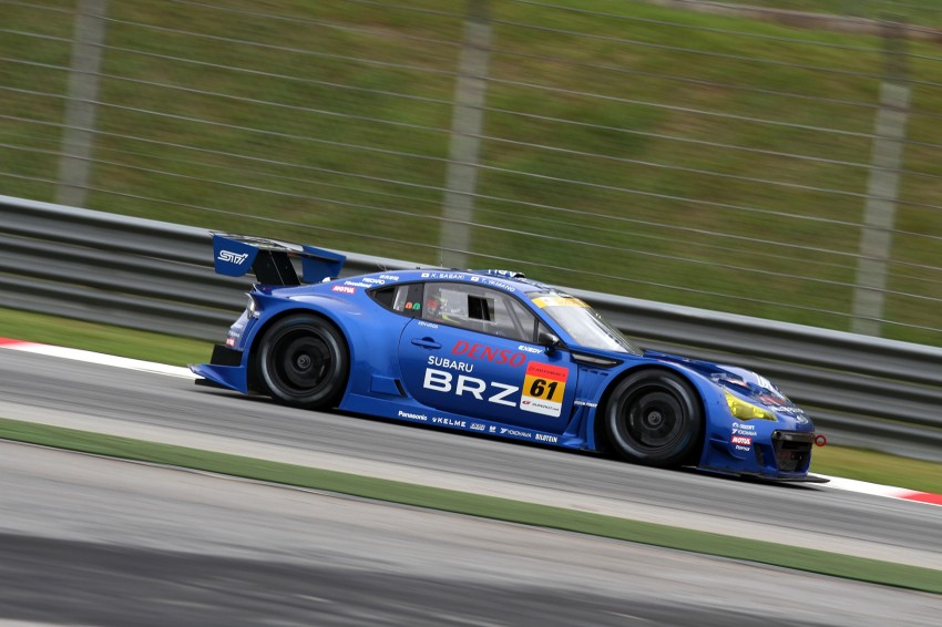 Autobacs Super GT 2012 Round 3: Weider HSV-010 starts from pole once again Image #111223