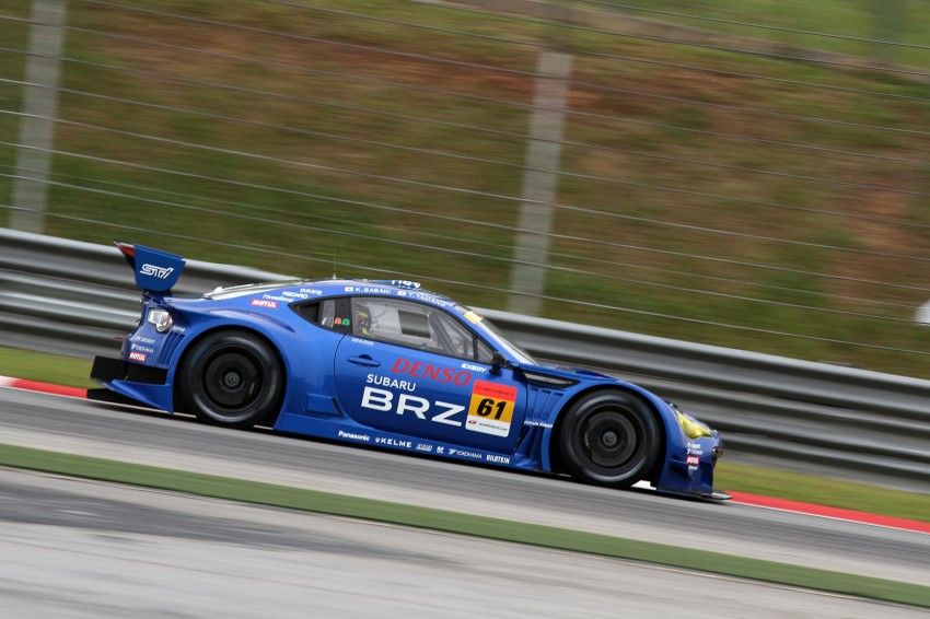 Autobacs Super GT 2012 Round 3: Weider HSV-010 starts from pole once again Image #111224
