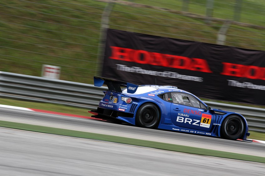 Autobacs Super GT 2012 Round 3: Weider HSV-010 starts from pole once again Image #111225