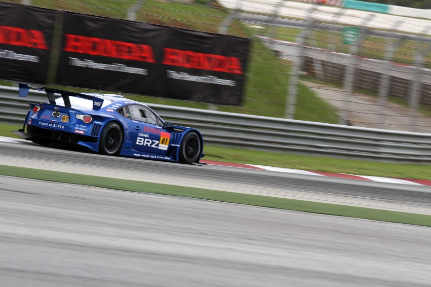 Autobacs Super GT 2012 Round 3: Weider HSV-010 starts from pole once again Image #111226
